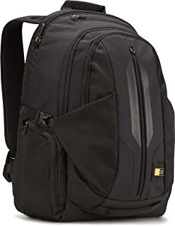 Case Logic RBP-117 17.3-Inch MacBook Pro/Laptop Backpack with iPad/Tablet Pocket (Black)