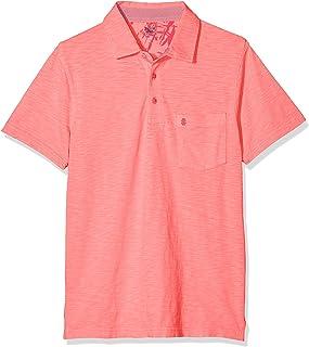 bce0436183 Izod Men's Dockside Solid Slub Polo Shirt