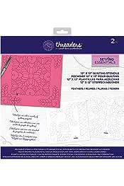 Crafter s Companion construcci/ón de Papel cartulina 30,4/x 16-Inch 15/kg-White