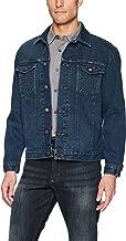 Wrangler Men's Western Style Unlined Denim Jacket