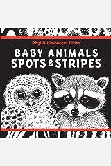 Baby Animals Spots & Stripes Board book