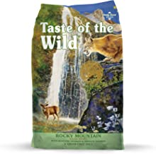 Taste of the Wild Rocky Mountain Feline Formula, 5 Pounds