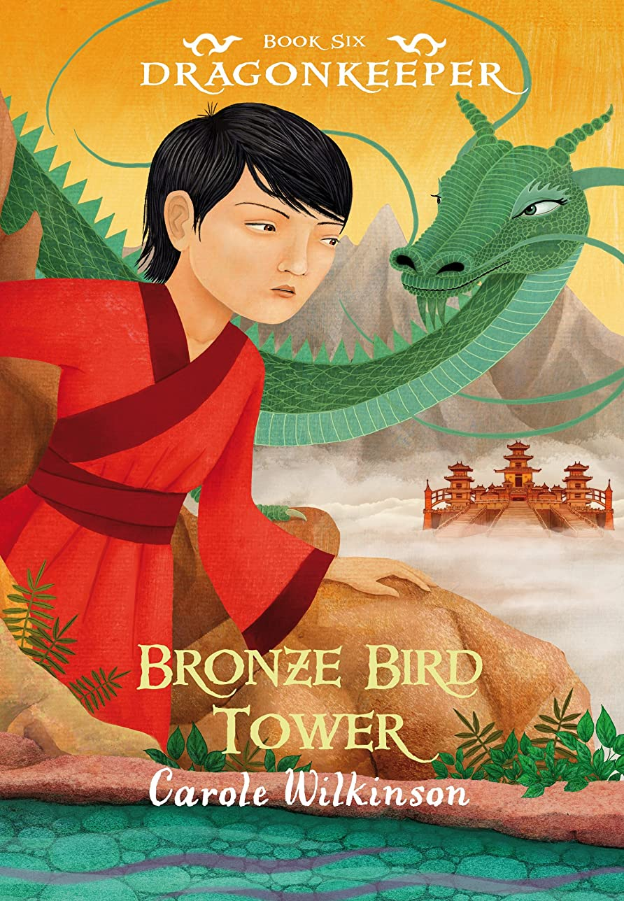 Dragonkeeper 6: Bronze Bird Tower (English Edition)