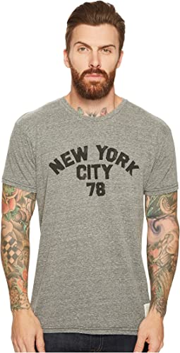 The Original Retro Brand - New York City 1978 Vintage Tri-Blend T-Shirt