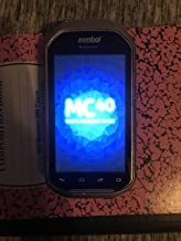 Symbol MC40N0 Handheld Android OS, Industrial Barcode Scanner: Android Lollipop 5.1.1 / Scans 2D, 1D, & QR / WiFi 802.11a/b/g/n