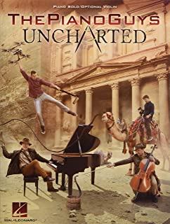 The Piano Guys - Uncharted: Piano Solo/Optional Violin Part