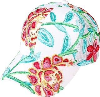 Funky Junque Women's Multicolor Athletic Trucker Hat Mesh Baseball Cap