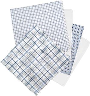 Geoffrey Beene 5 Pack Men's Handkerchiefs Gift Box