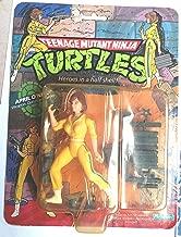 Teenage Mutant Ninja Turtles> April O'Neil Original 1988 with Blue Stripe