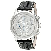 Deals on Hamilton Railroad Chronograph Automatic Men's Watch H40656781