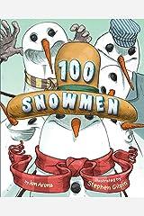 100 Snowmen Kindle Edition