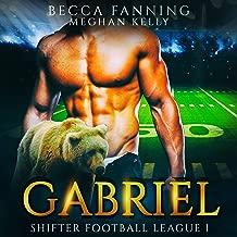 Gabriel: Shifter Football League, Book 1