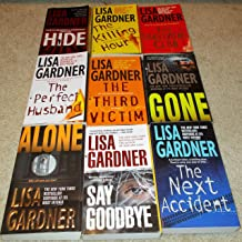 THE SURVIVORS CLUB-SAY GOODBYE-THE PERFECT HUSBAND-THE KILLING HOUR-THE NEXT ACCIDENT-HIDE-ALONE-THE THIRD VICTIM-GONE