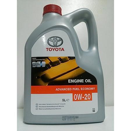 Toyota Motoröl Sae 0w 20 Afe 5 L Auto