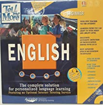 TELL ME MORE ENGLISH BEGINNER V5 - 3 LEVELS