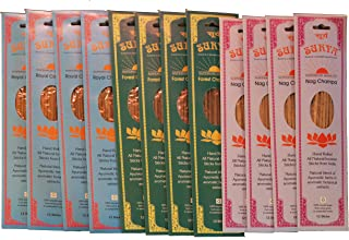 The Champa Collection From Surya Incense Company