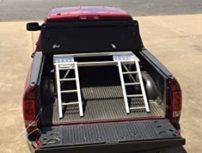 atv truck box riser