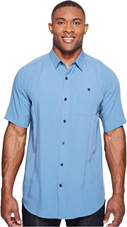 Columbia Big & Tall Mossy Trail Short Sleeve Shirt