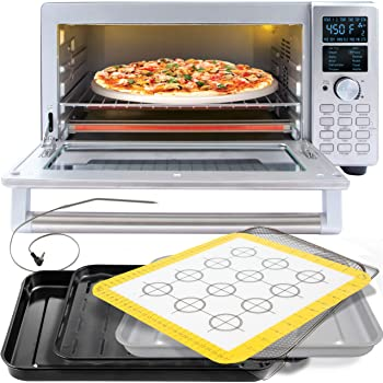 Amazon Com Nuwave Bravo Xl 1800 Watt Smart Air Fryer