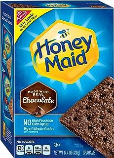 Honey Maid Chocolate Graham Crackers, 14.4 oz