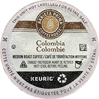 Barista Prima Coffeehouse Medium Dark Roast Extra Bold K-Cup for Keurig Brewers, Colombia Coffee 24 count (Pack of 4) (Packaging May Vary)