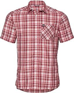 Odlo Chemise MC Mythen Camisa para Exterior. Hombre
