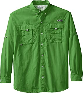 f43e0841118 Eligible for FREE Delivery. Columbia Sportswear Men's Big-Tall Bahama II Long  Sleeve Shirt