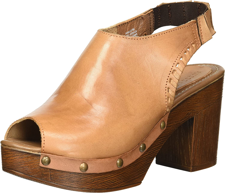 Musse & Cloud Womens Estela Heeled Sandal