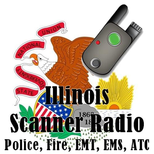 Illinois Scanner Radio FREE