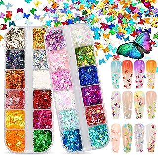 Bfy Butterfly Nail Art