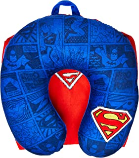 Almofada U Superman, Warner Bros, Multicor
