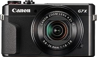 """Canon PowerShot G7 X Mark II Cámara compacta 20,1 MP 1"""" CMOS 5472 x 3648 Pixeles Negro - Cámara digital (20,1 MP, 5472 x 3..."""