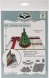 KB Riley 1020 Karen Burniston Dies-Christmas Tree Pop-Up