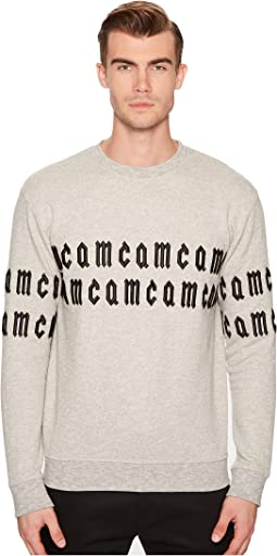 McQ - Gothic Sweatshirt
