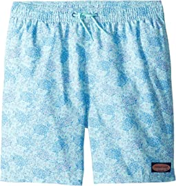 Sea Turtles Chappy Trunks (Toddler/Little Kids/Big Kids)