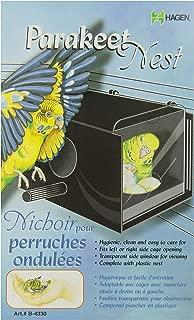 hagen parakeet nest box