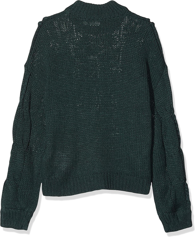 NAME IT M/ädchen Nkfrita Ls Knit Pullover