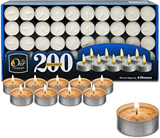 Best tea light candles Reviews