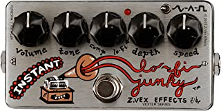 ZVEX Effects Instant Lo-Fi Junky Vexter Series Chorus Vibrato Guitar Pedal