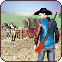 Wild West Hunter- Western Cowboy Shooter and Redemption Mafia Gunfighter Games