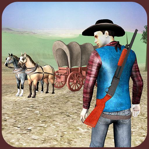 Wild West Hunter- Western Cowboy Shooter and Redemption Mafia Gunfighter...