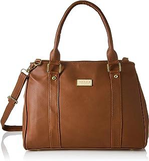 Nelle Harper Women's Shoulder Bag (Tan)