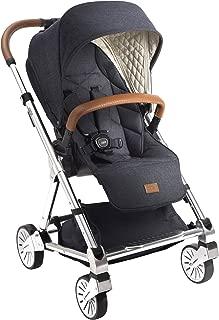 Mamas & Papas 2017 Urbo² Stroller - Blue Denim