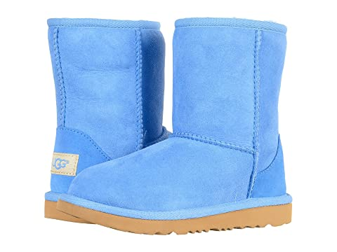 At Amazon – UGG Kids K Classic II Boot, Chestnut/Pink Azalea, 5 M US Big Kid just $41.99! In size 4 Big Kid just $41.95