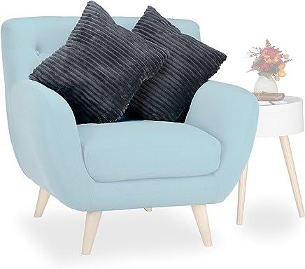 Amazon.es: cojines para sofa grises - Cojines / Cojines y ...