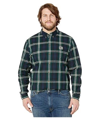 Lacoste La Flannel 90s Spirit Woven Regular Shirt (Beeche/Sabler) Men