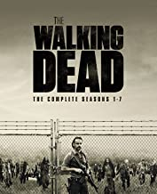The Walking Dead Seasons 1-7 2017