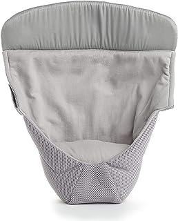 Ergobaby Original Cool Air Mesh Easy Snug Infant Insert, Grey New