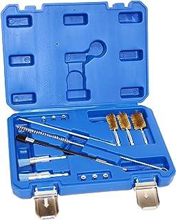ROTOOLS Injektor Injektoren Einspritzdüsen Dichtsitz Schacht Reiniger Werkzeug 14 TLG. 1317