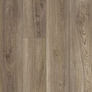"""Shaw 2045V-07065 Shaw 2045V Distinction Plus 12mil 7"""" Wide Smooth Luxury Vinyl Plank Flooring with ArmourBead Finish - Sol..."""